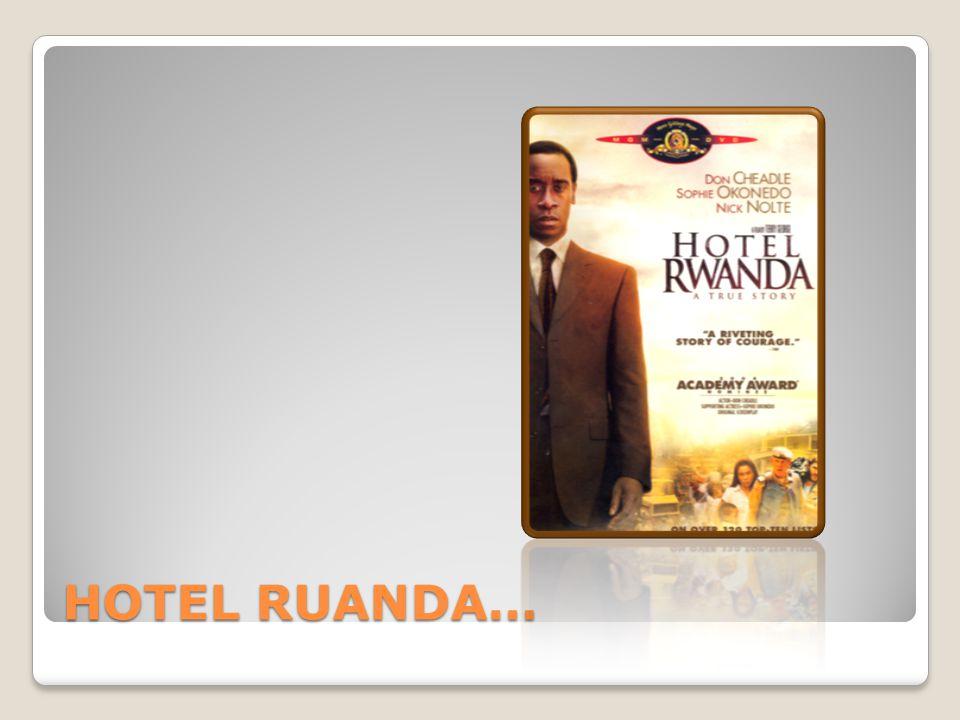 HOTEL RUANDA…