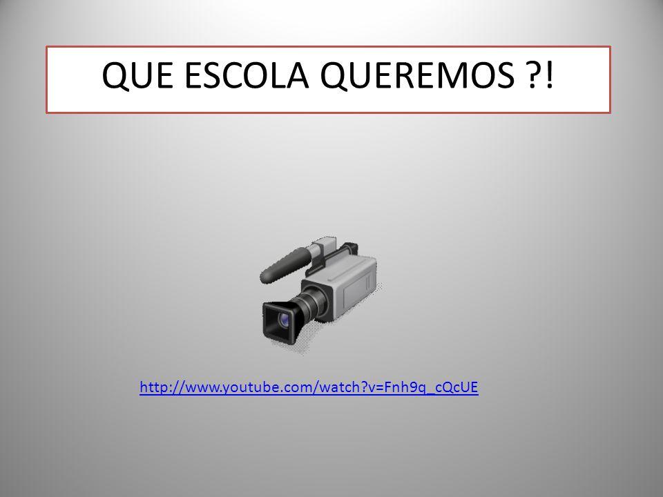 42 QUE ESCOLA QUEREMOS ?! http://www.youtube.com/watch?v=Fnh9q_cQcUE