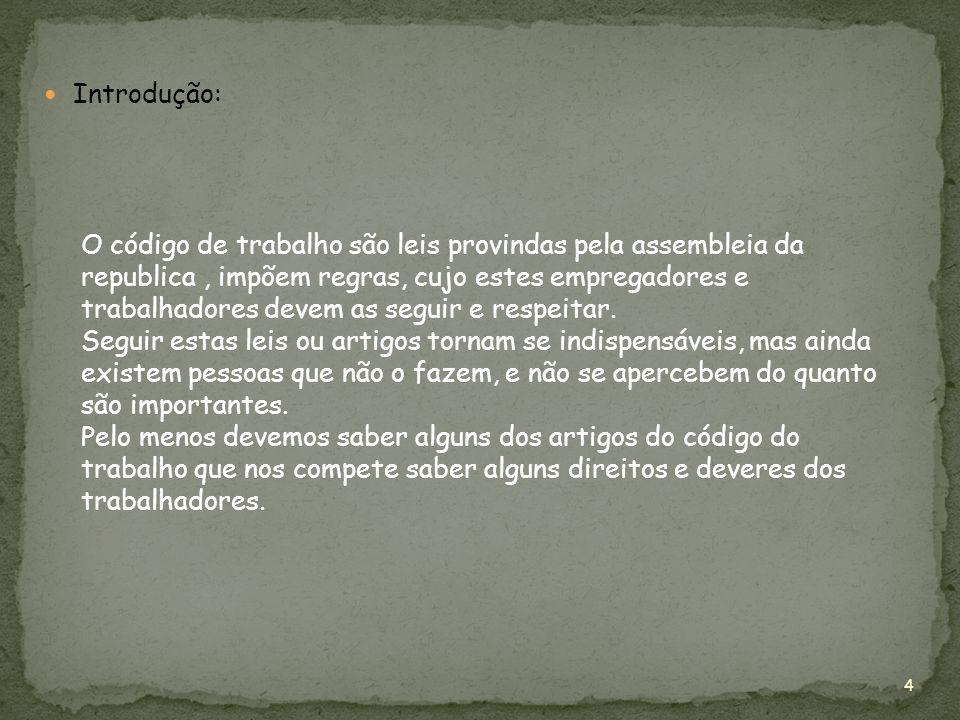 Subsecção IX O empregador e a empresa.(artigos 97º/98º/99º/100 e 101º).