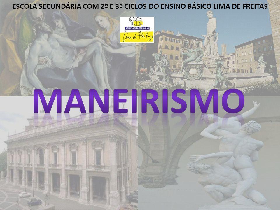 Paralelamente ao renascimento clássico desenvolve-se em Roma, do ano de 1520 até por volta de 1610, um movimento artístico afastado conscientemente do modelo da antiguidade clássica: o maneirismo (maniera, em italiano, significa maneira).