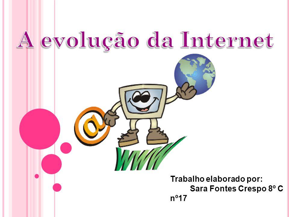 Trabalho elaborado por: Sara Fontes Crespo 8º C nº17