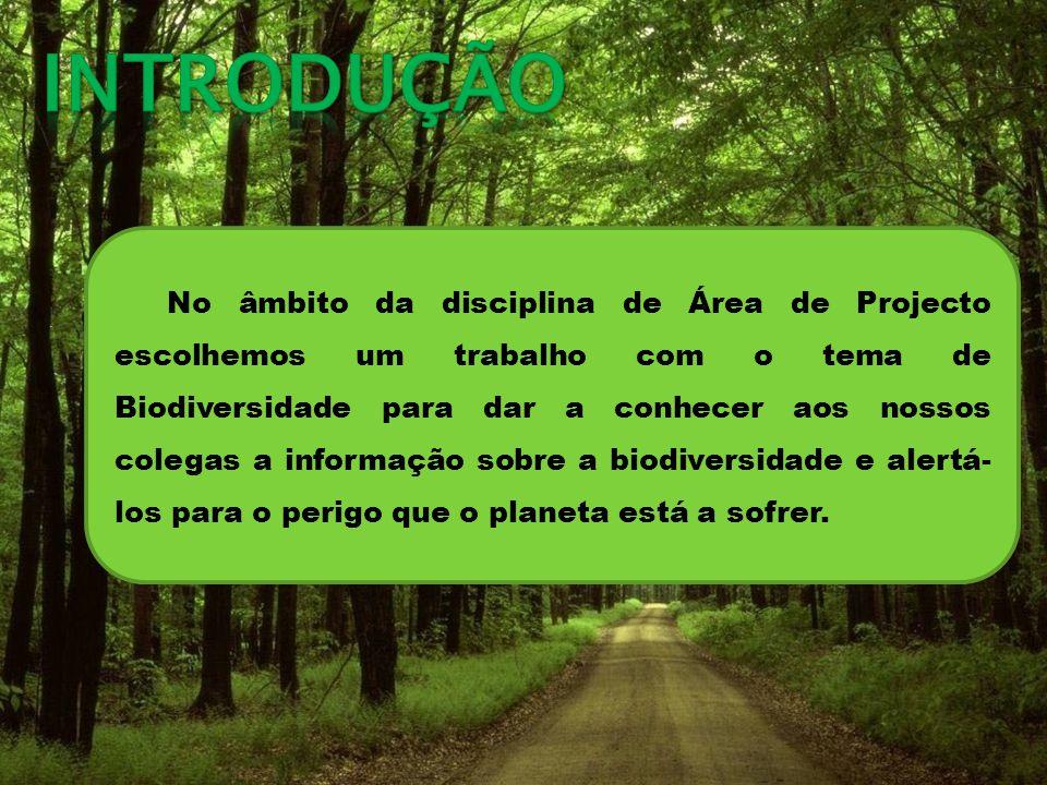 Informação: http://pt.wikipedia.org/wiki/Biodiversidade http://www.esec-valenca.rcts.pt/folha_066.htm http://www.biovolts.com/forun/cultura- extra/biodiversidade-mundial-continua-em- declinio/?PHPSESSID=6c3a9804aaac0fbc7df232ac7 1283100 http://www.wwf.org.br/wwf_brasil/ http://www.quercus.pt/scid/webquercus/# http://www.peaunesco.com.br/BIO2010/Diretrizes_Ge rais%20- %20Ano%20Internacional%20da%20Biodiversidade %20-%202010.pdf Imagens: http://www.google.pt/images