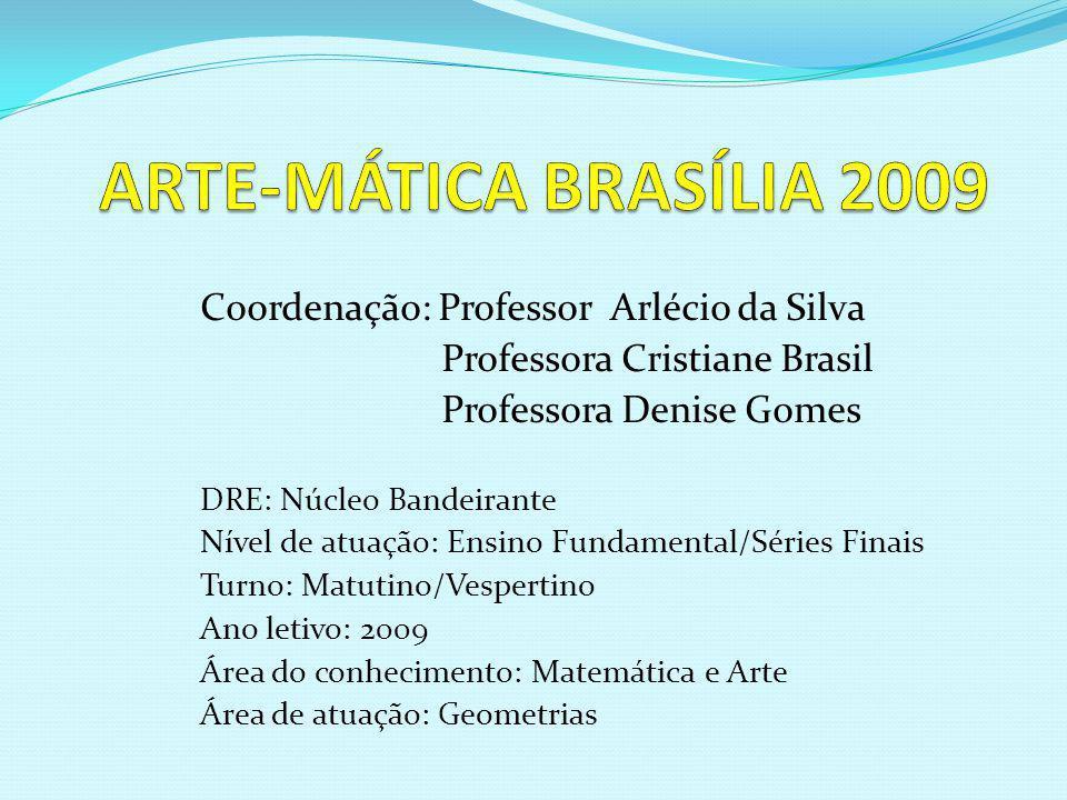 Athos Bulcão e sua afinidade com Brasília Foi professor da Universidade de Brasília de 1963 – 1965.