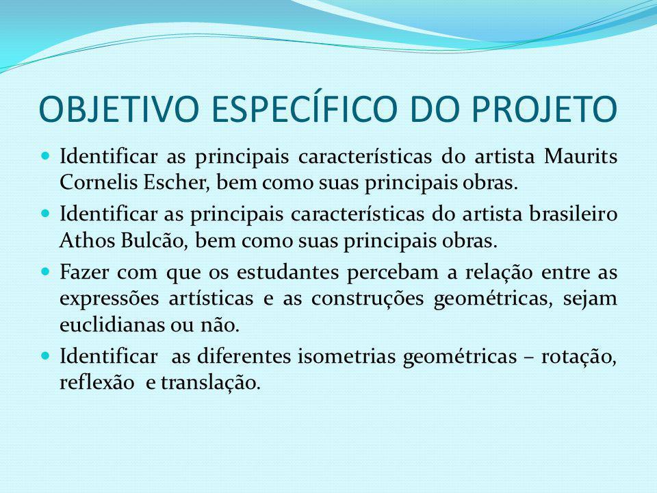 Construção dos Mosaicos Estudantes de 5ª Série do CEF 01 Riacho Fundo II