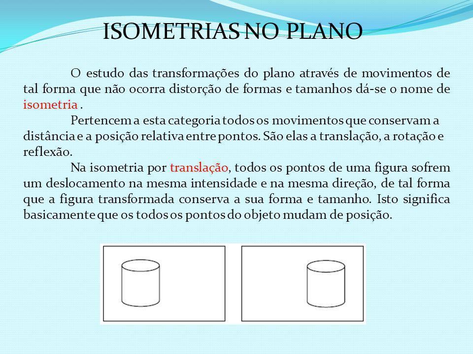 Projeto ARTE-MÁTICA 2009 Construindo novos conceitos: ISOMETRIAS no plano