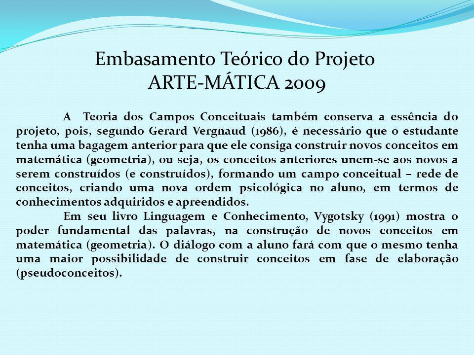 Construção do TANGRAM Momento de atenção e concentração Alunos do CEF 01 Riacho Fundo II – Ensino Fundamental