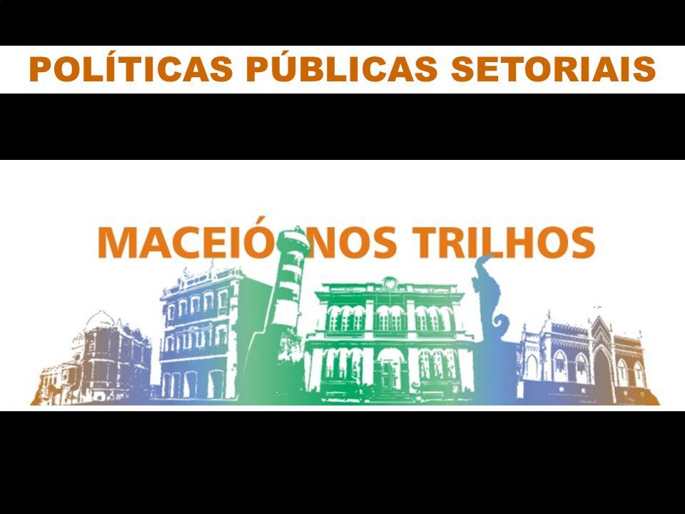 POLÍTICAS PÚBLICAS SETORIAIS