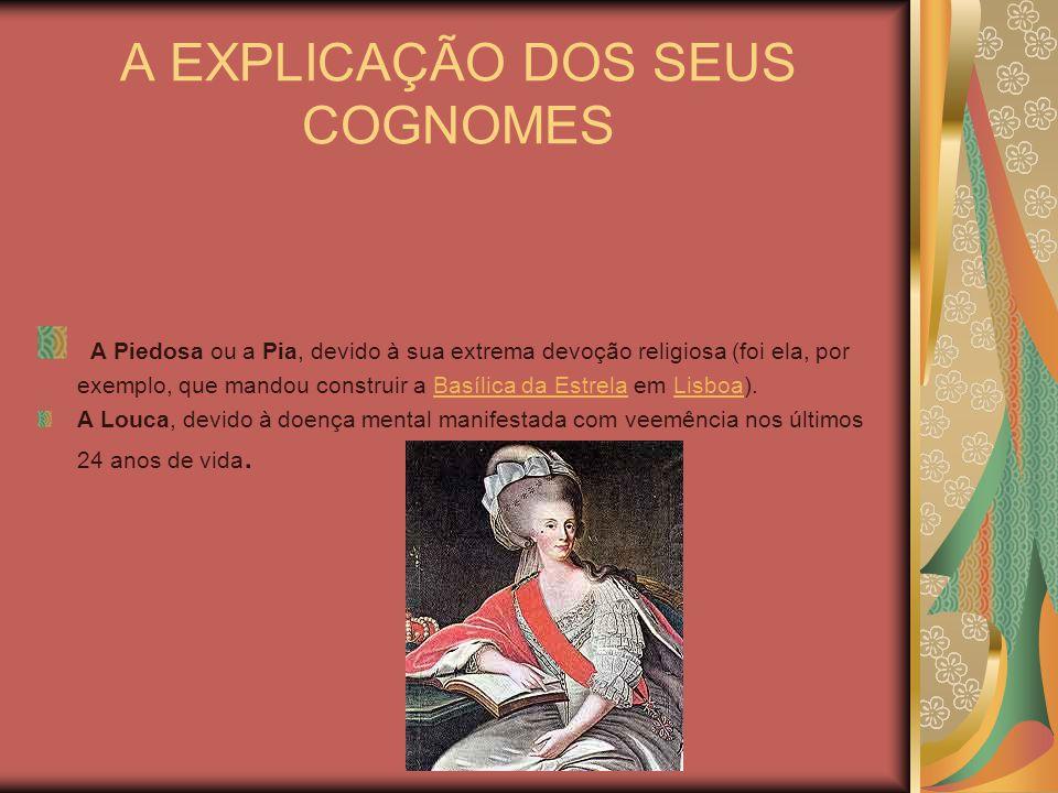 PODER Foi a primeira rainha em Portugal a exercer o poder efectivo.