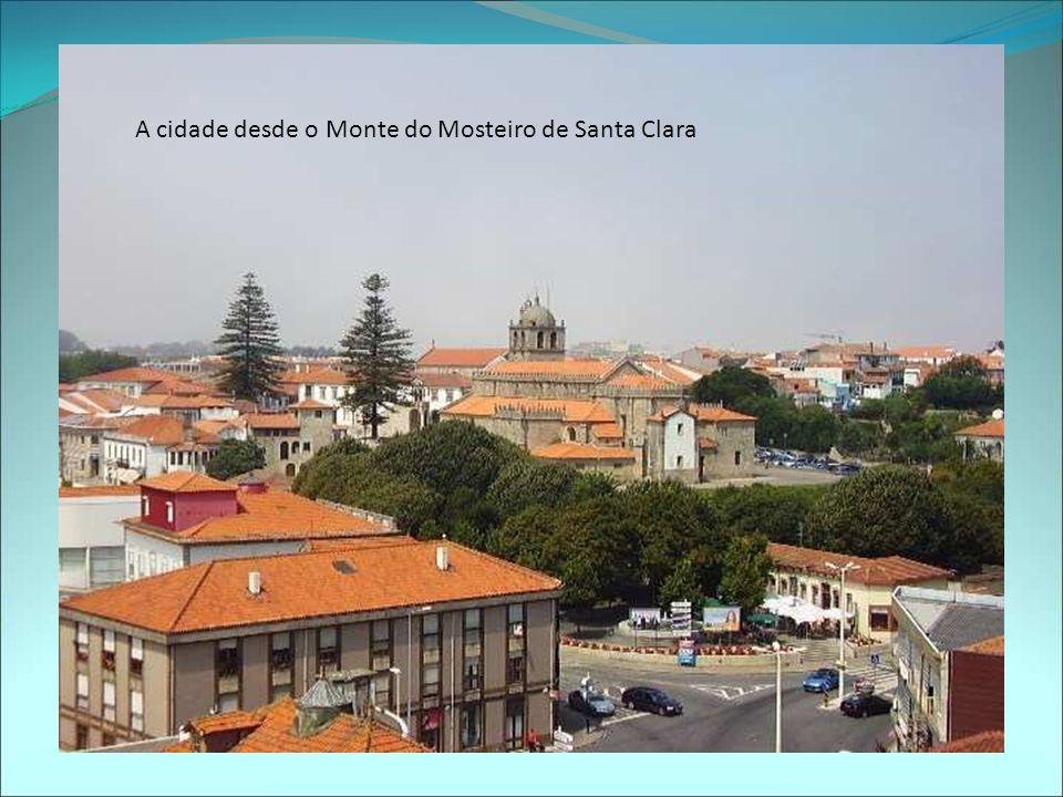 Vila do Conde 1ª Parte A Cidade A povoação é muito antiga, anterior à fundação de Portugal, e o seu topónimo não sofreu alterações,.