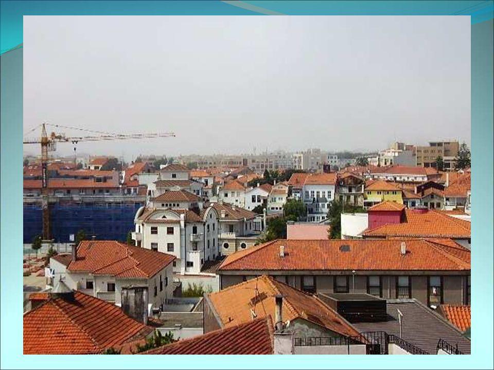 A cidade desde o Monte do Mosteiro de Santa Clara
