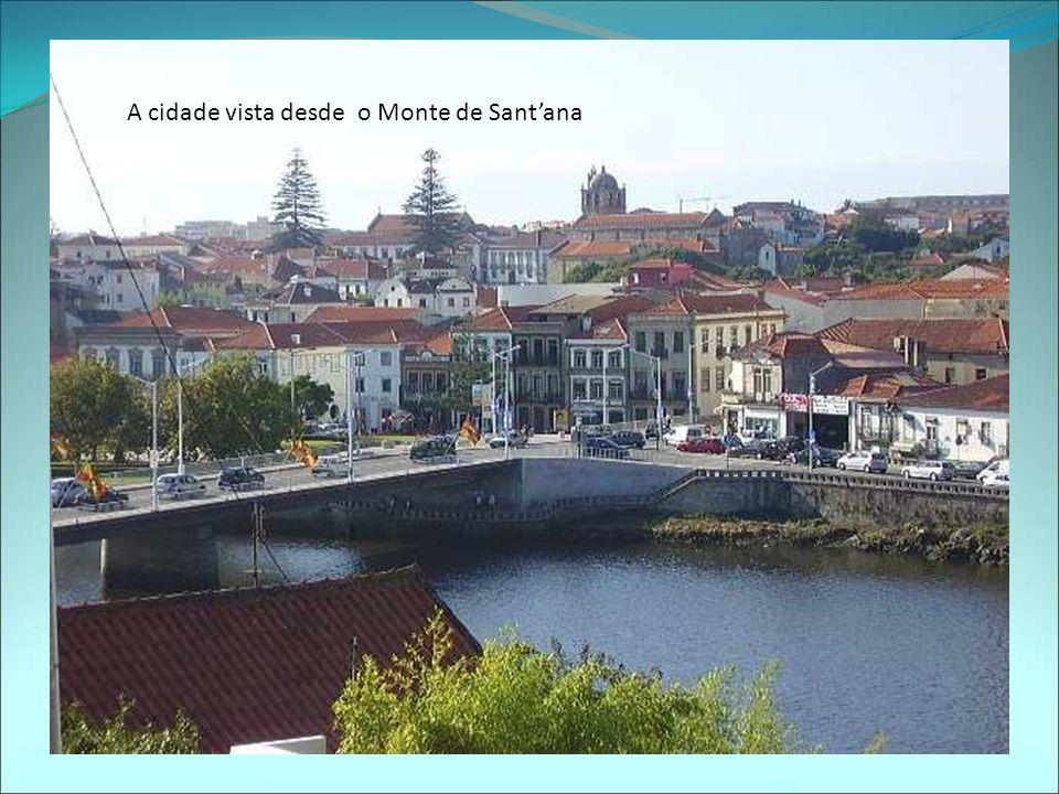 A freguesia de Azurara