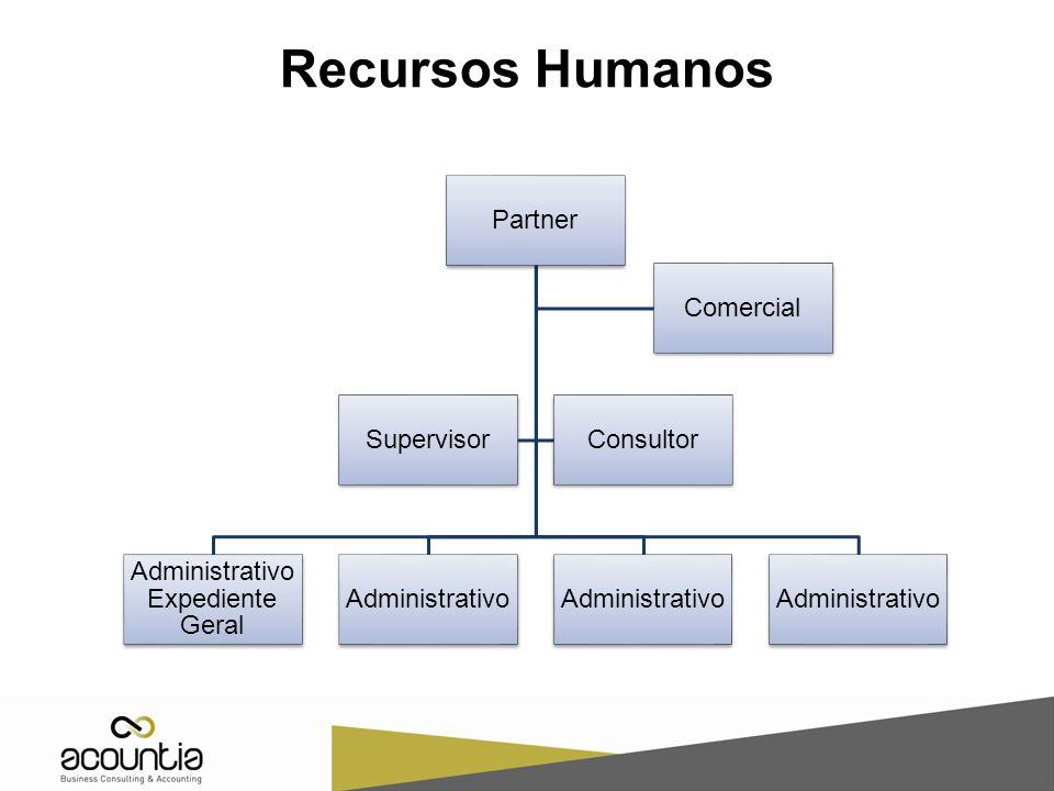 Recursos Humanos Partner Administrativo Expediente Geral Administrativo SupervisorConsultor Comercial