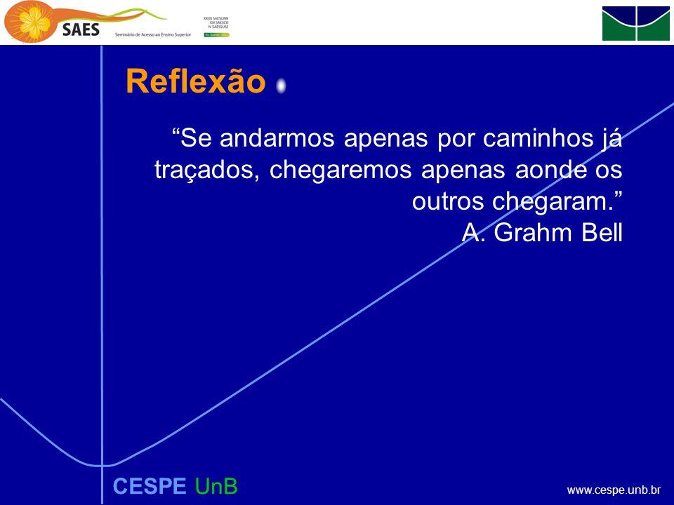 www.cespe.unb.br CESPE UnB