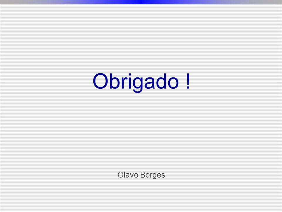 Olavo Borges Obrigado !