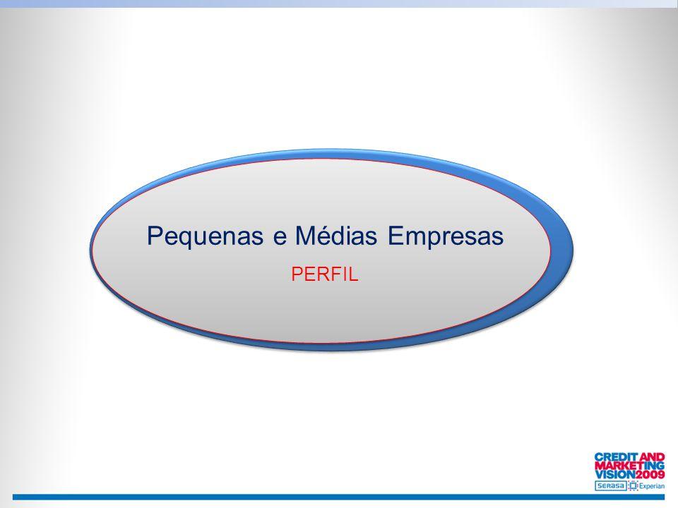 Pequenas e Médias Empresas PERFIL