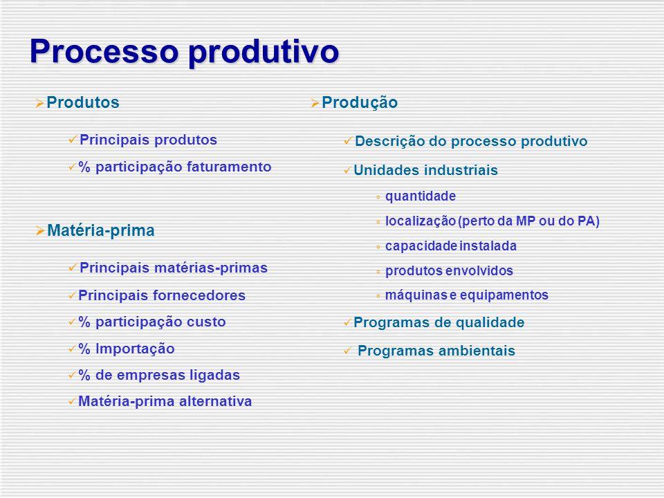 Grupo Econômico Principais empresas do grupo  Composição societária  Ramo de atuação  Resumo econômico-financeiro Total do ativo Patrimônio Líquido