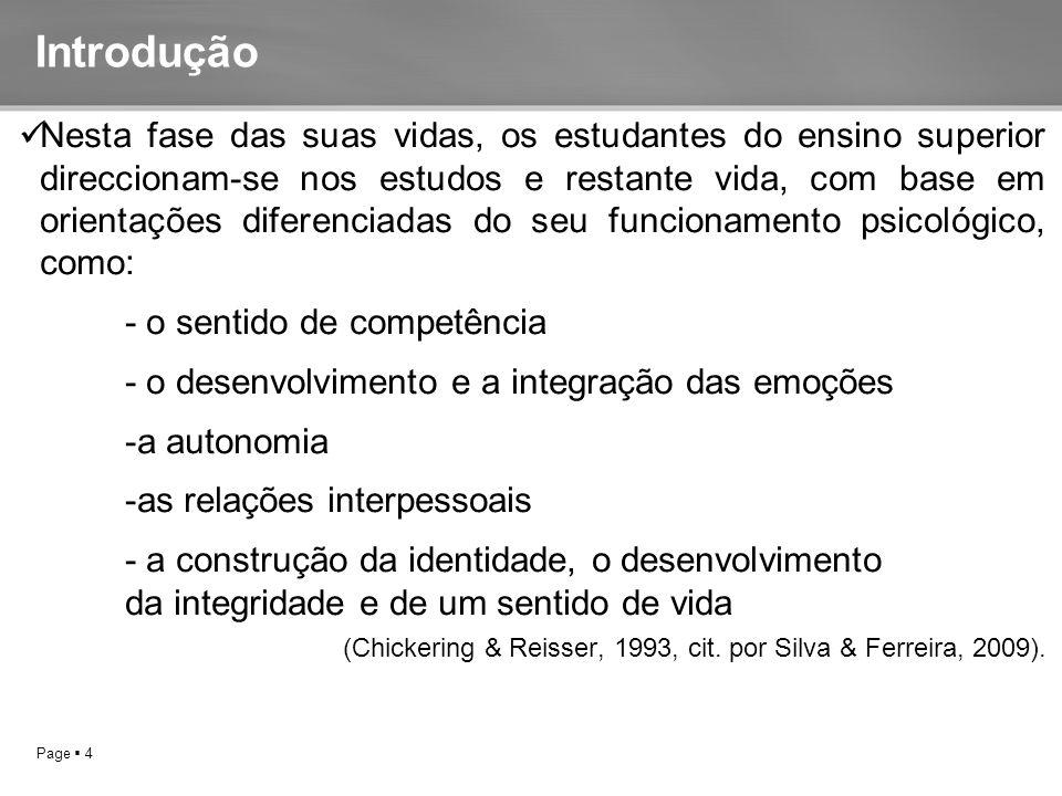Page  5 Nos Serviços de Carreira Universitários, a Consulta Psicológica Vocacional pode apoiar nesse sentido.