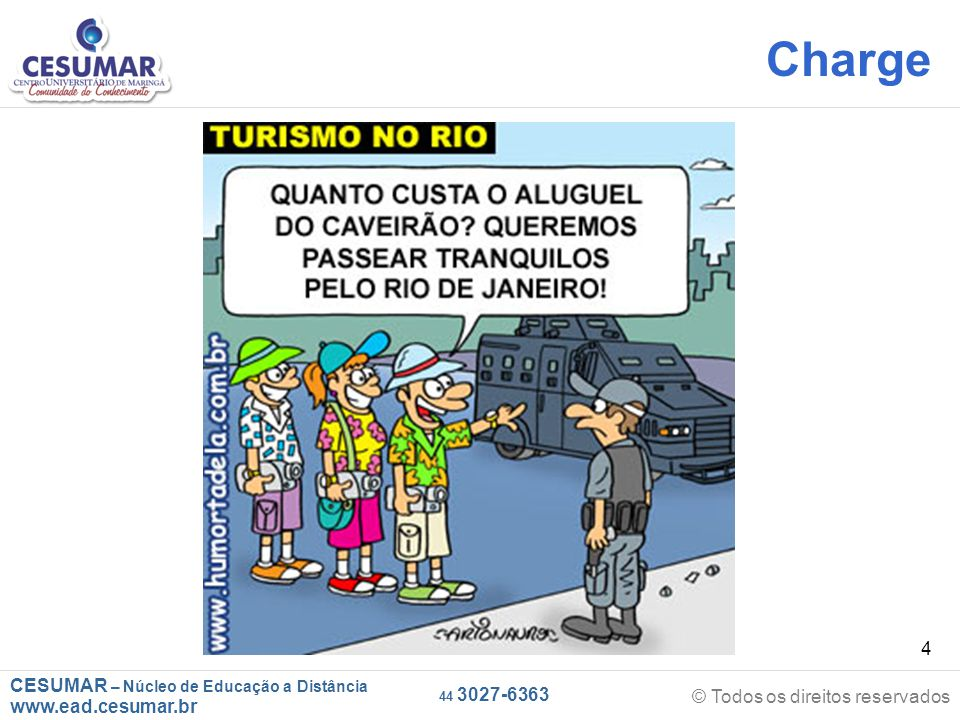CESUMAR – Núcleo de Educação a Distância www.ead.cesumar.br © Todos os direitos reservados 44 3027-6363 25