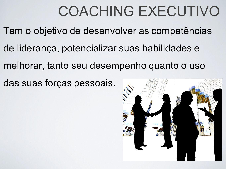 Tem o objetivo de desenvolver as competências de liderança, potencializar suas habilidades e melhorar, tanto seu desempenho quanto o uso das suas forç