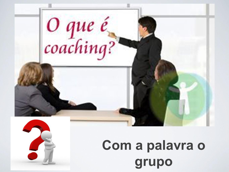 Relação ENTRE coaching E GESTÃO DE EQUIPES O coaching é um processo de lideranca (Coach) que tem como objetivo desenvolver seus liderados (Coachee), ajudando-os a trilharem seu próprio caminho de autodesenvolvimento.