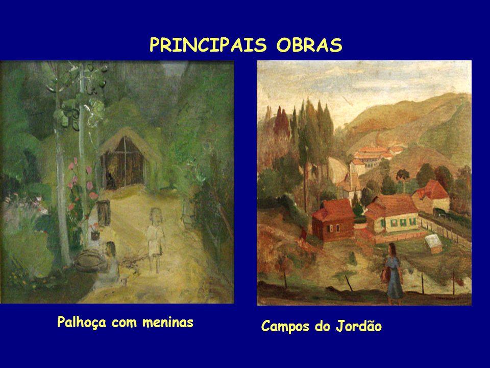 PRINCIPAIS OBRAS Palhoça com meninas Campos do Jordão