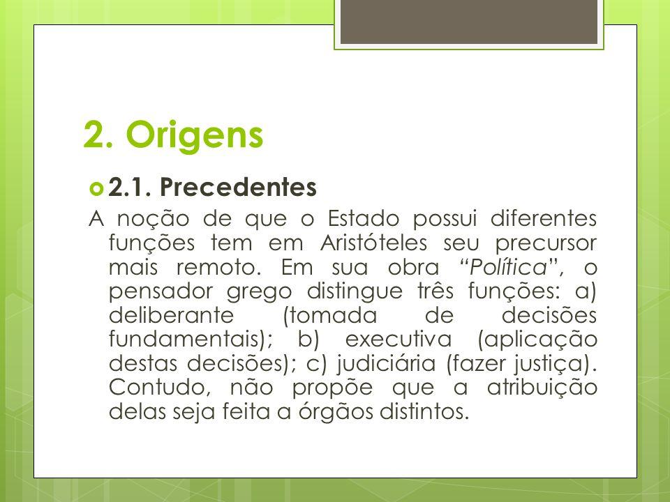 2.Origens  2.1.