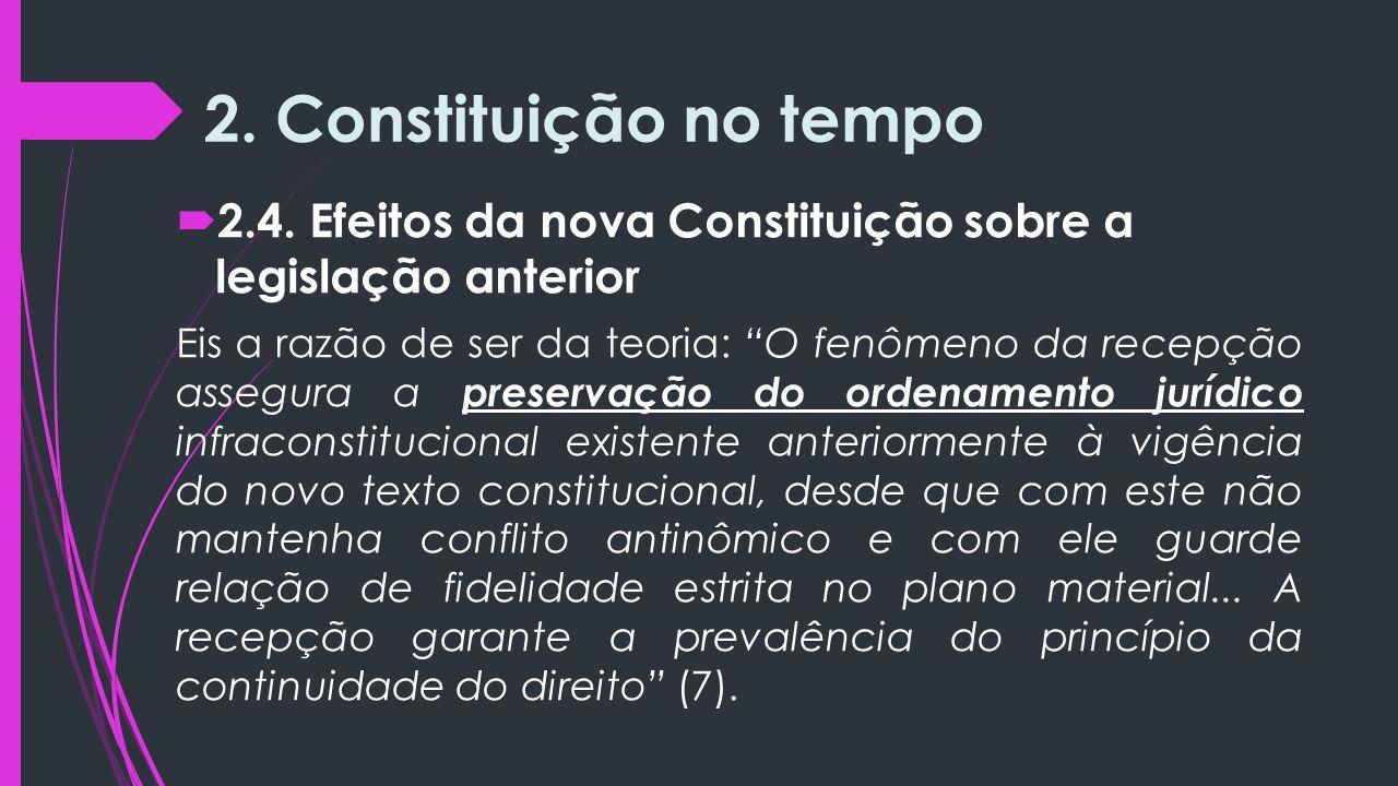 Bibliografia  (1) SILVA, José Afonso, Aplicabilidade das normas constitucionais, 7ª ed., São Paulo, Malheiros, 2008, p.