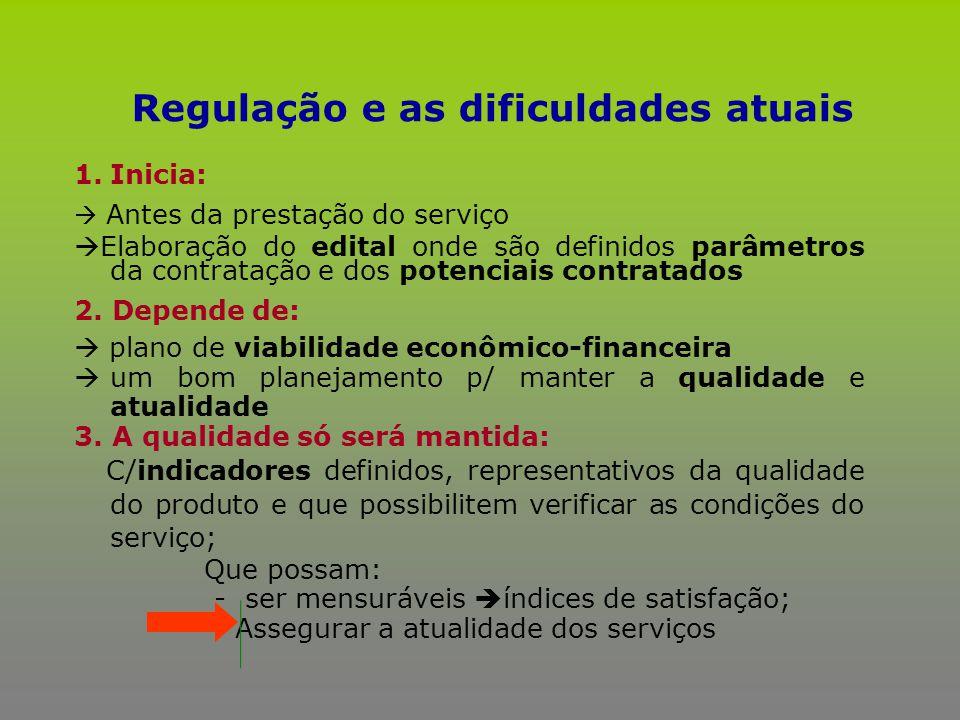 1.Inicia:  Antes da prestação do serviço  Elaboração do edital onde são definidos parâmetros da contratação e dos potenciais contratados 2. Depende
