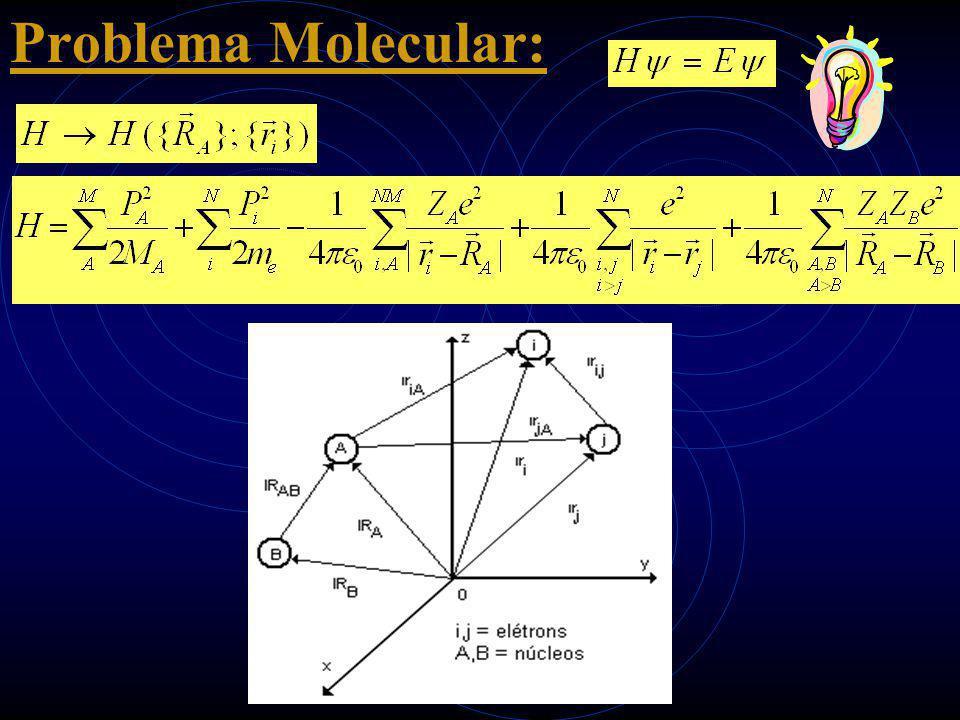 Problema Molecular: