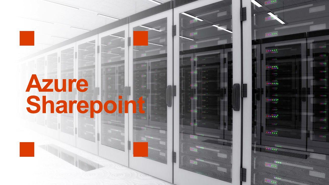 Azure Sharepoint