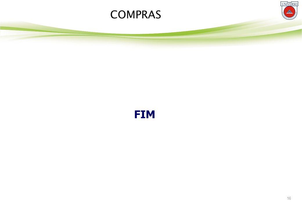 COMPRAS 16 FIM