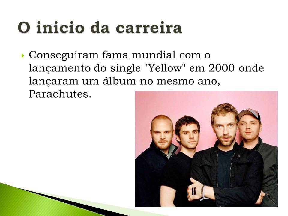  Conseguiram fama mundial com o lançamento do single