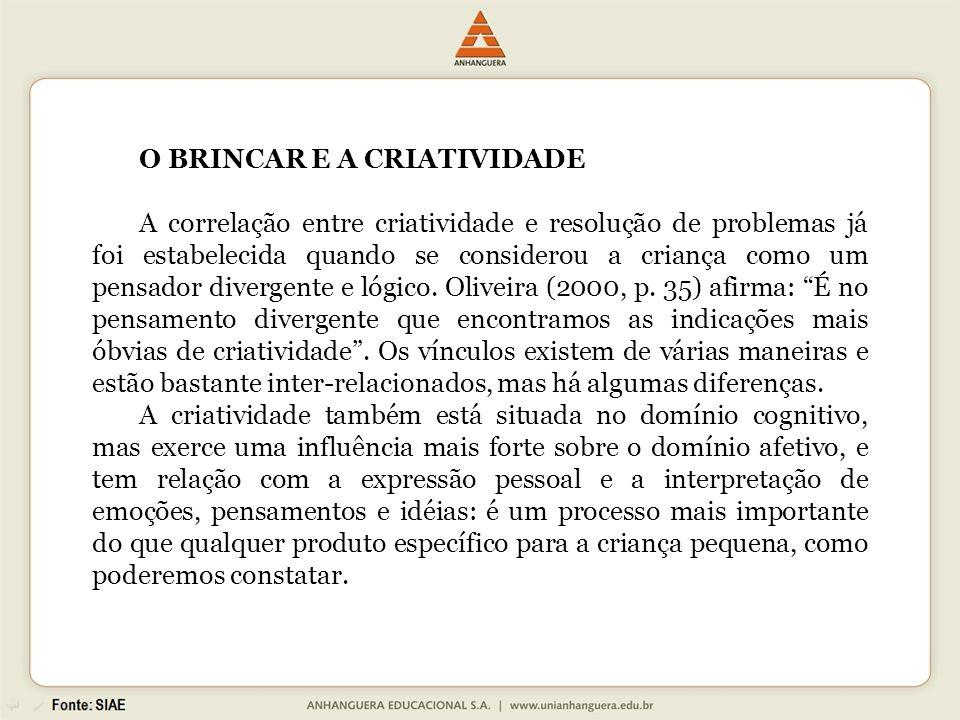 Segundo Oliveira (2000, p.