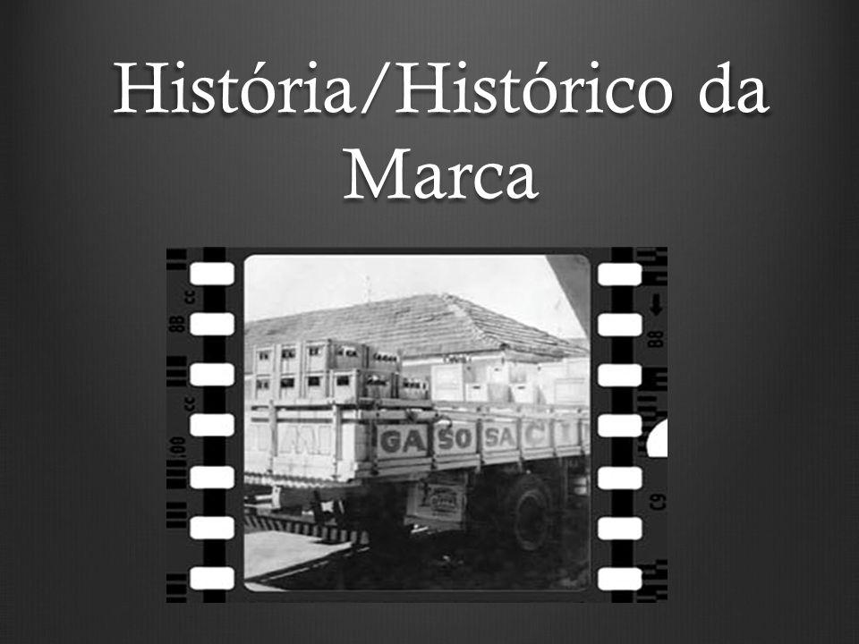 História/Histórico da Marca