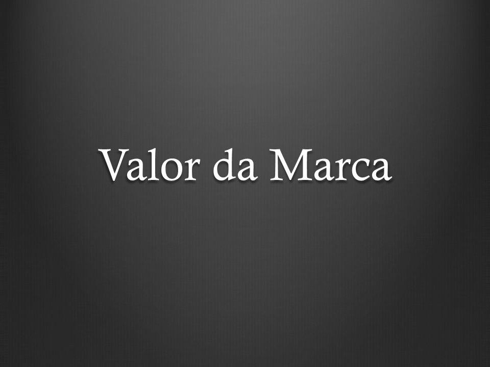 Valor da Marca