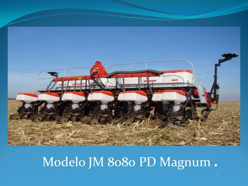 A Jumil, empresa de máquinas agrícolas, com 70 anos no mercado e presente em mais de 32 países, desenvolveu duas novas plantadeiras.,