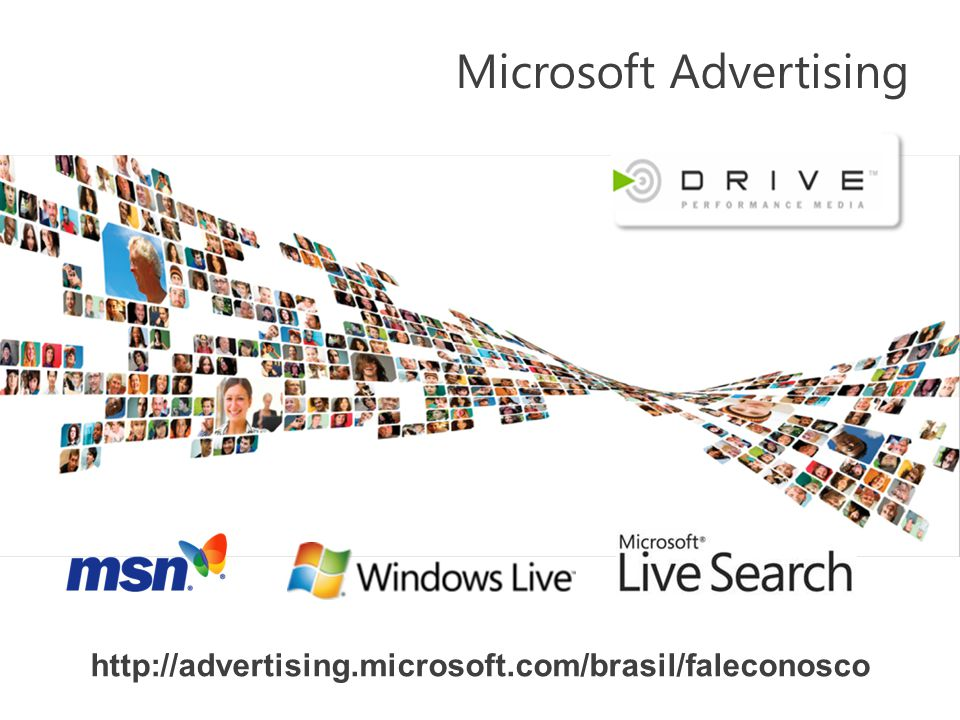 Microsoft Advertising http://advertising.microsoft.com/brasil/faleconosco