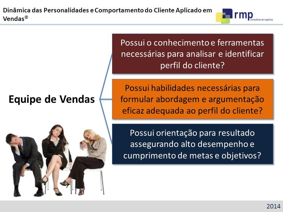 Possui o conhecimento e ferramentas necessárias para analisar e identificar perfil do cliente? Possui habilidades necessárias para formular abordagem