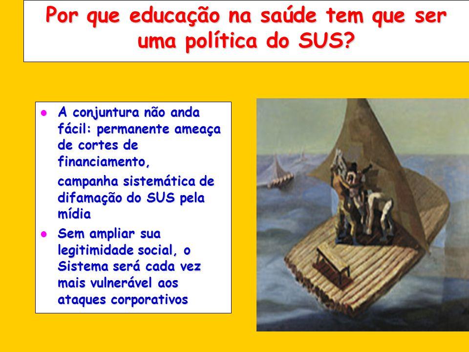 Integração ensino-serviço nas redes municipais de saúde como princípio de gestão Laura Camargo Macruz Feuerwerker São Paulo – Abril de 2008