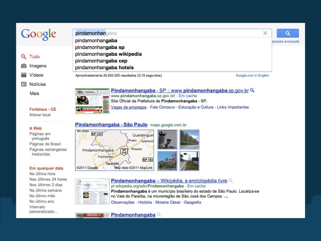 Alguma vez o google encontrou uma coisa que a busca do site que você estava não encontrou?