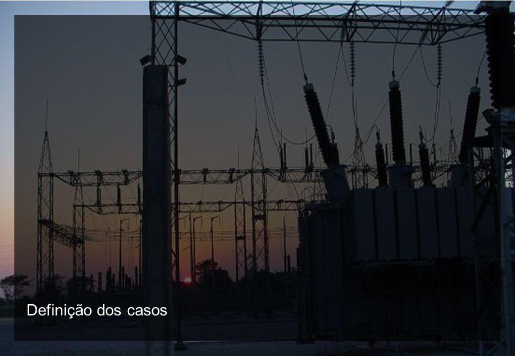 19 © 2009, A.B. Fernandes e G. S. Luz Definição dos casos