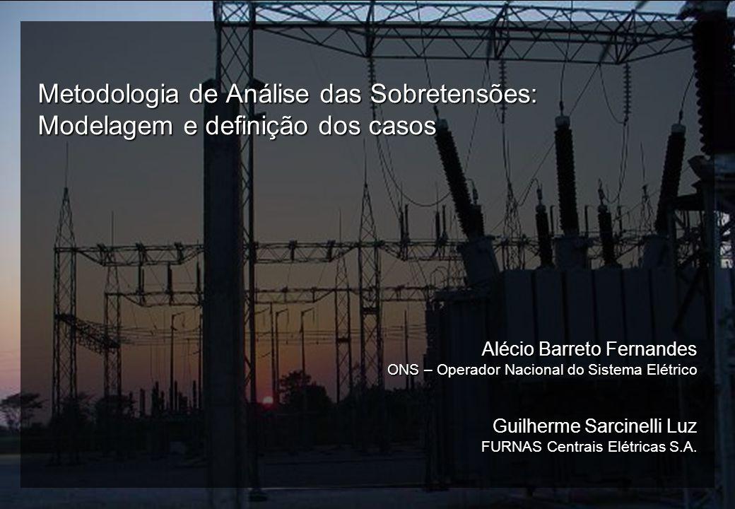 13 © 2009, A.B.Fernandes e G. S. Luz Modelo de transformador para estudos de FFT / VFT.