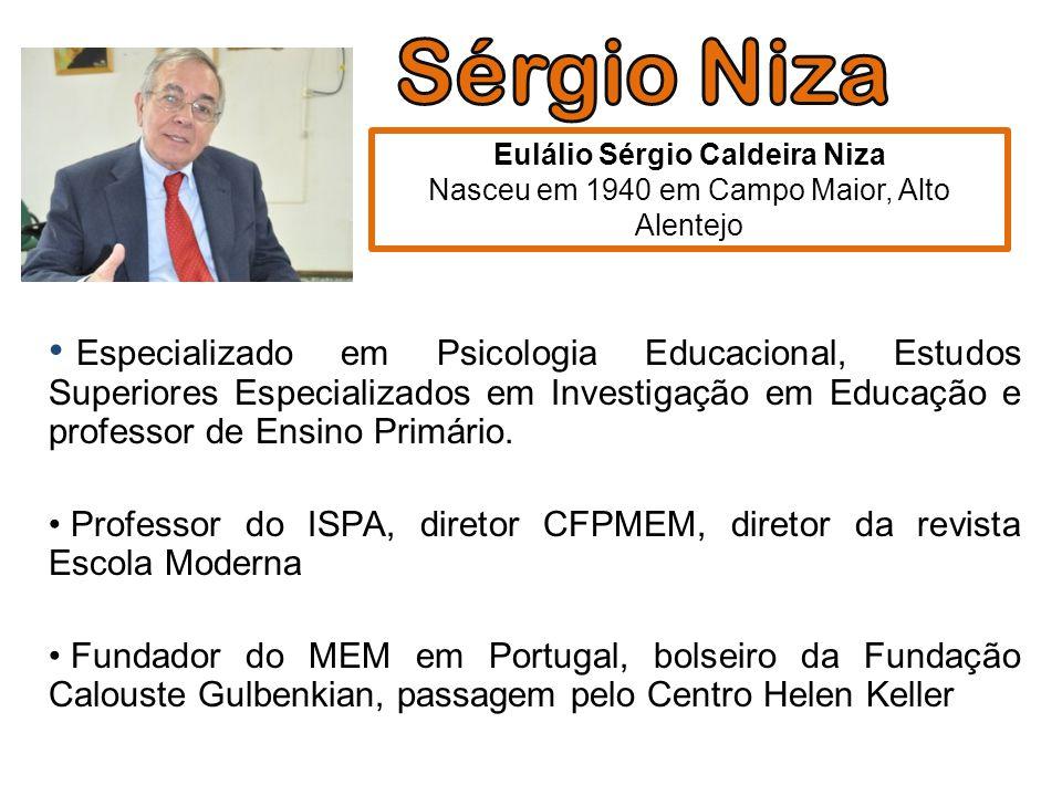 Especializado em Psicologia Educacional, Estudos Superiores Especializados em Investigação em Educação e professor de Ensino Primário. Professor do IS