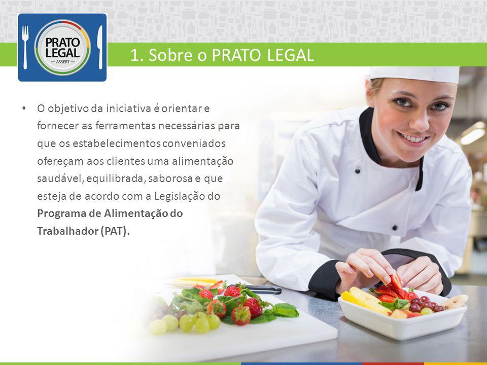 O Prato Legal vai auxiliar todos os estabelecimentos que oferecem serviço de Alimentação e Nutrição como os restaurantes à lá carte, self-service, lanchonetes, fast foods, e cafés.