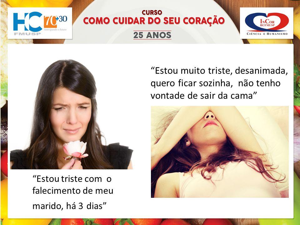 Dra Glória H. Perez psigloria@incor.usp.br = ? LUTODEPRESSÃO