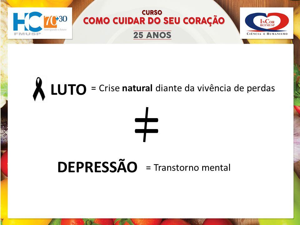Glória H. Perez psigloria@incor.usp.br Mulheres Idosos QUEM TEM MAIS RISCO DE TER DEPRESSÃO?