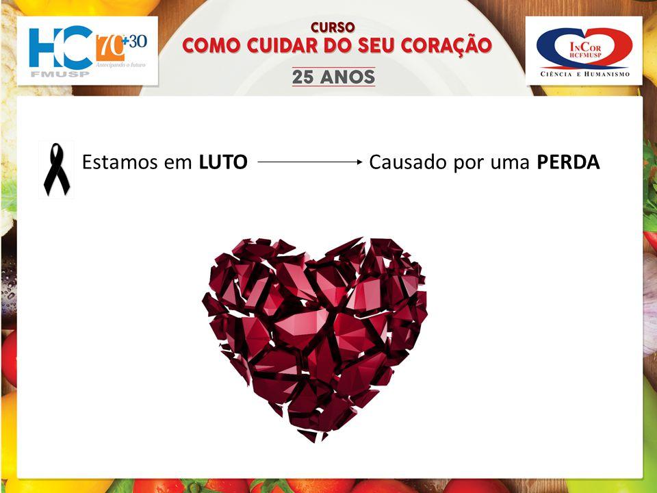 Dra Glória H. Perez psigloria@incor.usp.br Estamos em LUTONecessário RECOLHIMENTO