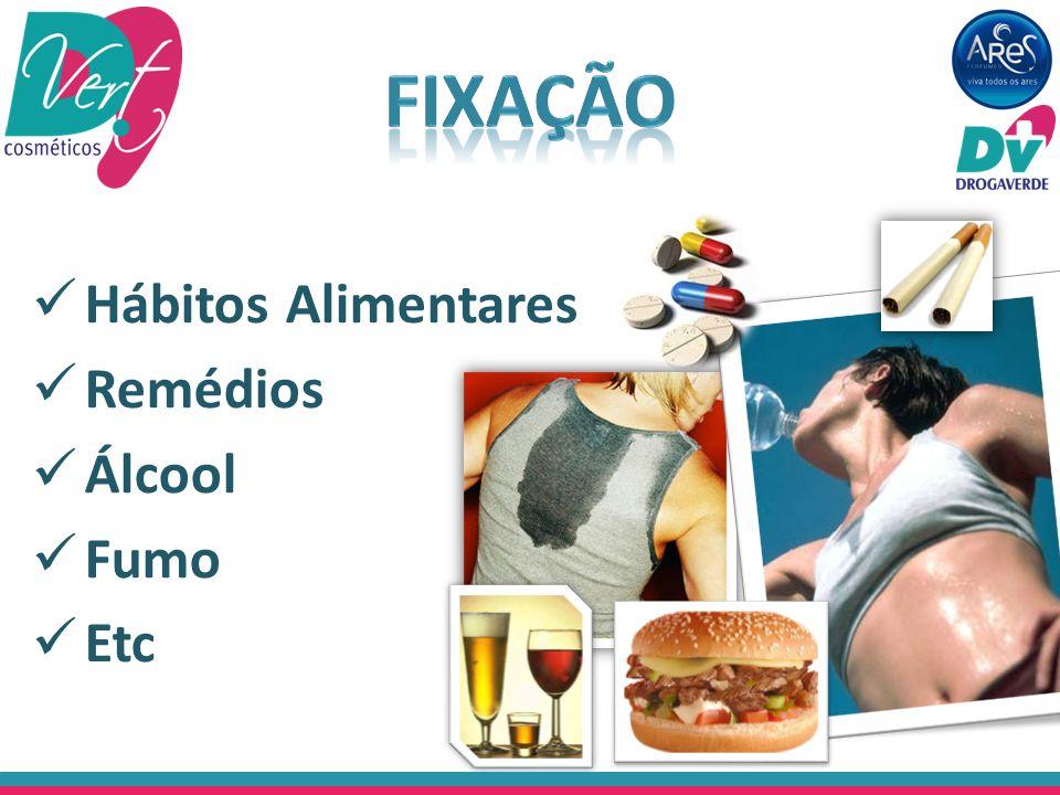 Hábitos Alimentares Remédios Álcool Fumo Etc