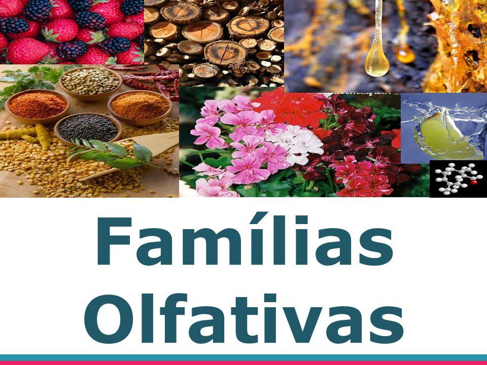 Famílias Olfativas