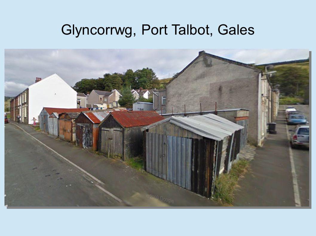 Glyncorrwg, Port Talbot, Gales